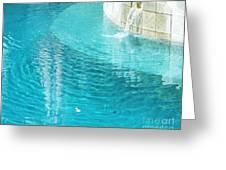 St Francisville Inn La Pool Greeting Card
