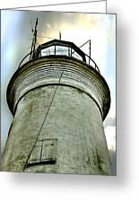 St. George Island Lighthouse 2 Greeting Card