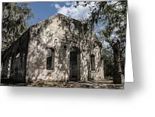 St Helena Chapel Of Ease 2 Greeting Card by Steven  Taylor
