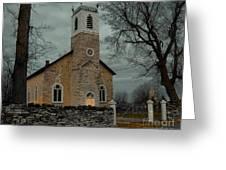 St. James Anglican Church Greeting Card
