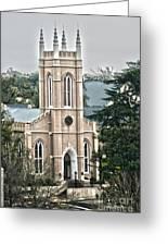 St. James Episcopal Church Wilmington North Carolina Greeting Card