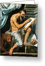 St. Jerome Greeting Card