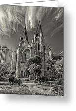 St John Cathedral Greeting Card