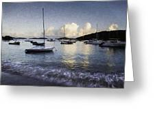 St. John's Bay Greeting Card