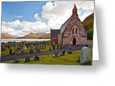 St  Johns Episcopal Ballachulish Greeting Card