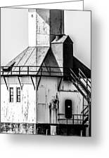 St. Joseph Lighthouse Vertical Panorama Picture  Greeting Card
