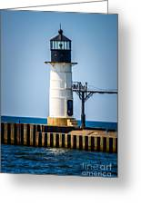 St. Joseph Outer Lighthouse Photo Greeting Card