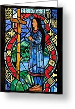 St. Kateri Greeting Card