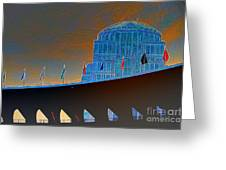 St. Louis Art #2 Greeting Card
