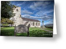 St Marcella's Church Greeting Card
