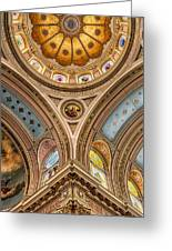 St. Mary Of The Angels Splendor Greeting Card