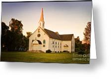 St. Mary's Chapel Greeting Card