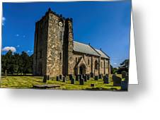 St Michaels And All Angels Church Greeting Card