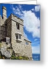 St Michael's Mount 2 Greeting Card