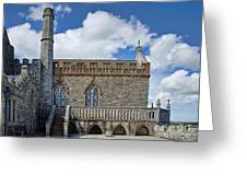 St Michael's Mount 3 Greeting Card