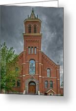 St Micheals Church Greeting Card