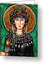 St Patricia Greeting Card