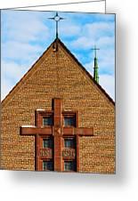 St Patricks Church Greeting Card