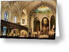 St Patrick's Iv Greeting Card