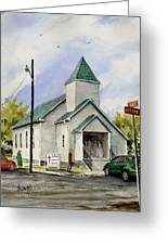 St. Paul Congregational Church Greeting Card