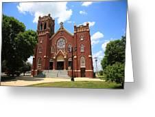 Hamel Illinois - St. Paul's Greeting Card