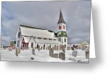St. Paul's Anglican Church Greeting Card