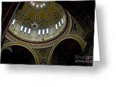 St. Paul's Dome Greeting Card