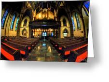 St. Pauls Episcopal Church 01 Greeting Card