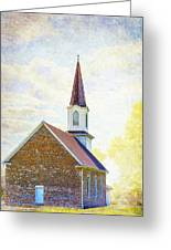 St Paul's Lutheran Church Greeting Card
