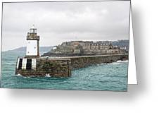 St Peter Port - Guernsey Greeting Card
