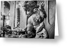 St. Peter's Angel Greeting Card