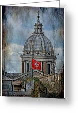 St Peters Greeting Card