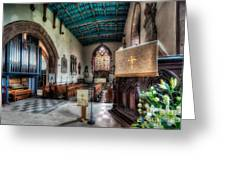 St Peter's Church Greeting Card