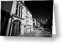 st saviours house home to united st saviours charity union street London England UK  Greeting Card