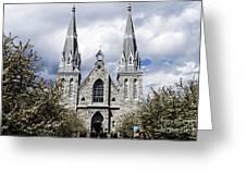 St. Thomas Of Villanova 2 Greeting Card