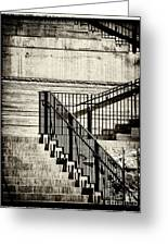 Stairs 1 Greeting Card