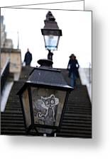 Stairs To Sacre Coeur2 Greeting Card