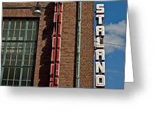 Stalands Greeting Card