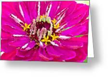 Stamens Suprised Greeting Card