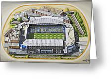 Stamford Bridge - Chelsea Greeting Card