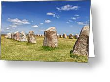 Standing Stones Greeting Card