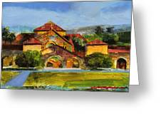Stanford Chapel Greeting Card
