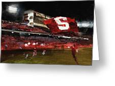 Stanford Nocturne Greeting Card
