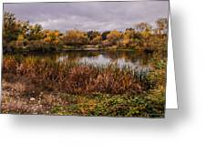 Stanislaus Watershed Greeting Card
