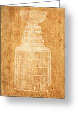 Stanley Cup 1a Greeting Card