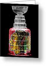 Stanley Cup 6 Greeting Card