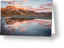 Stansbury Reflections Greeting Card