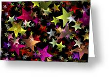 Star Belt Greeting Card