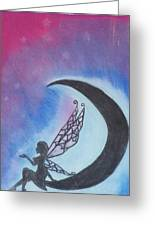 Star Fairy Greeting Card