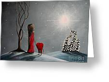 Star Of Hope By Shawna Erback Greeting Card